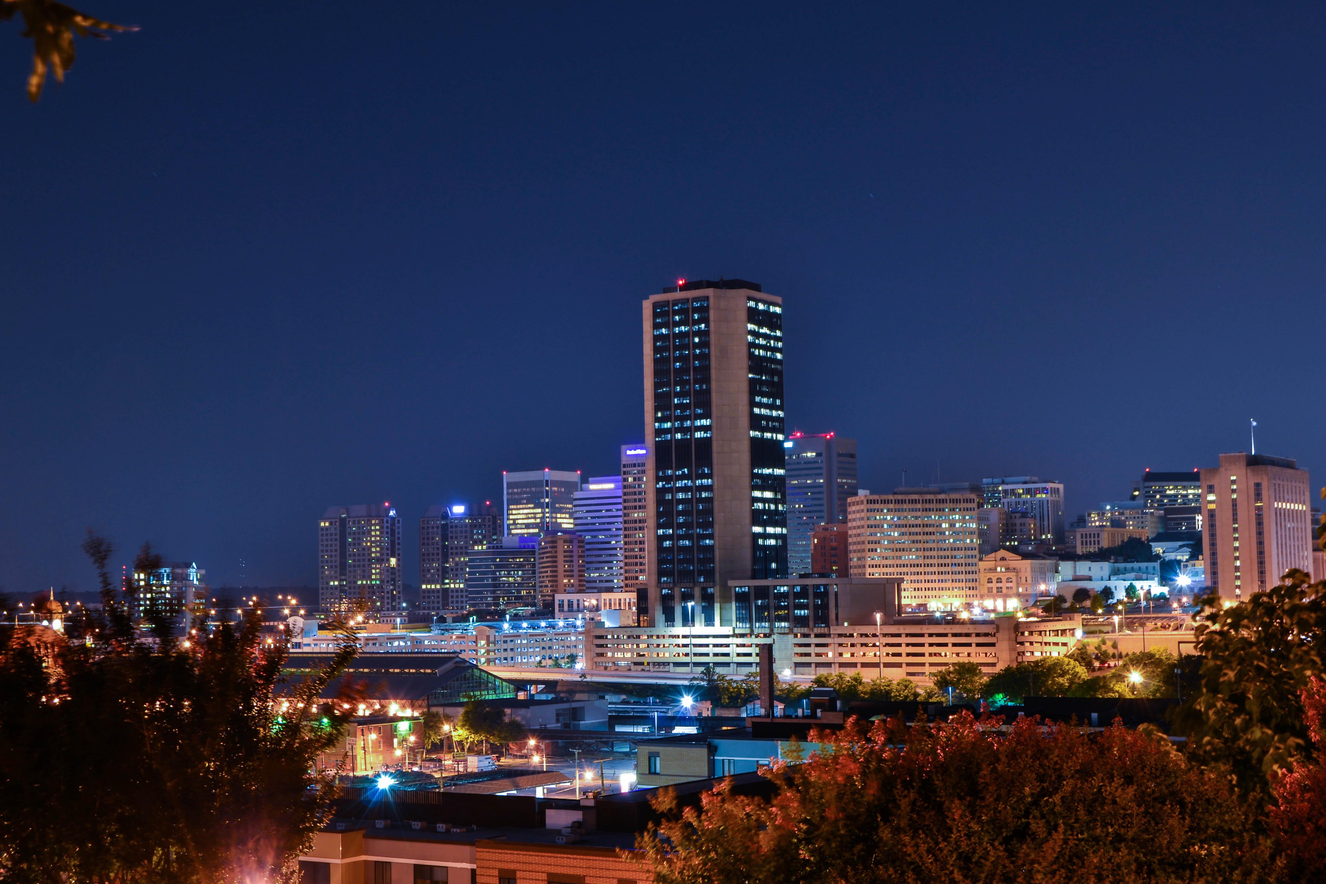 cities richmond events